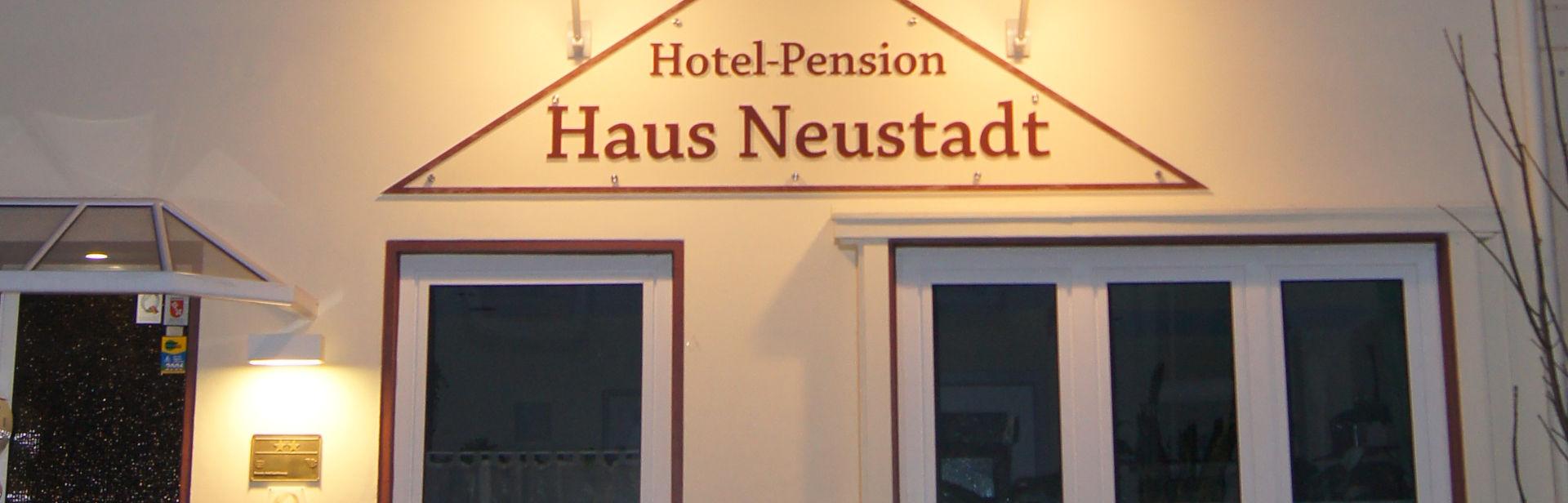 Hotel Pension Haus Neustadt in Bremen